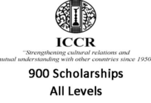 Photo of INDIAN GOVERNMENT SCHOLARSHIPS FOR INTERNATIONAL STUDENTS – ICCR AND MEA 2021
