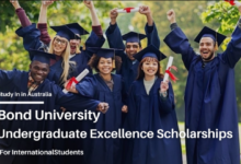 Photo of INTERNATIONAL UNDERGRADUATE EXCELLENCE SCHOLARSHIP AT BOND UNIVERSITY IN AUSTRALIA